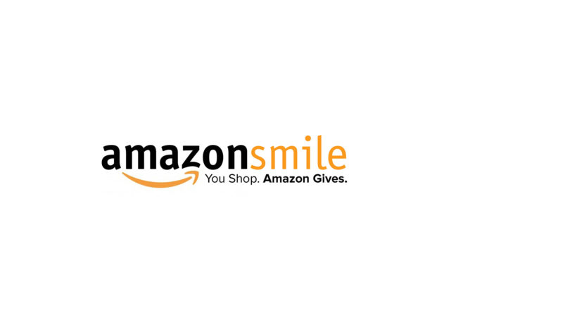 20171031 Amazon Smile Logo White